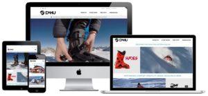 Site web de DAHU Sports Company Ltd